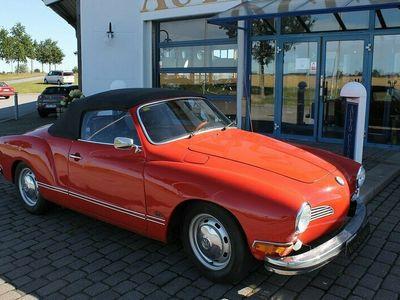 begagnad VW Karmann Ghia