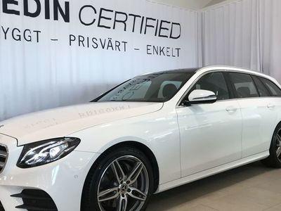begagnad Mercedes E200 AMG SKY PANORAMA LEASEBAR