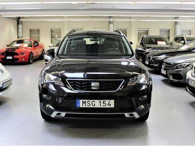 begagnad Seat Ateca 1.6 TDI Ecomotive STYLE M-VÄRMARE 2019, Personbil 214 900 kr