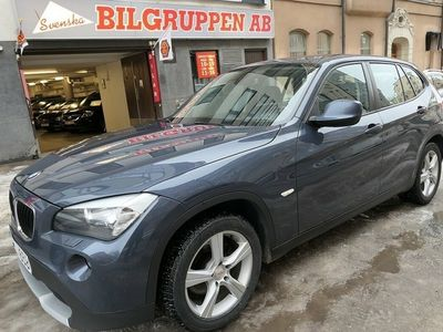 gebraucht BMW X1 sDrive20d Steptronic Drag Motorv PDC
