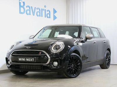 used Mini Clubman S Connected Essential Salt Automat PDC Nypris 300 100 Kr