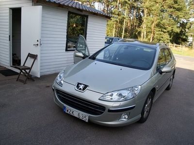 begagnad Peugeot 407 1,6 diesel -06