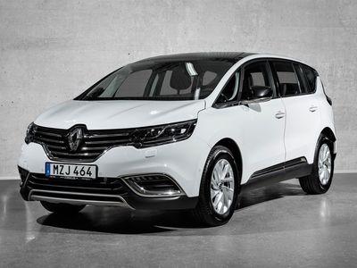 begagnad Renault Espace Zen dCi 160 EDC Fleet Edition 2016, Minibuss 269 000 kr