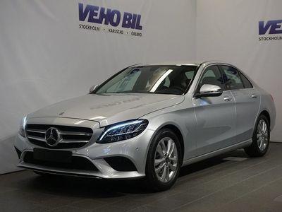 gebraucht Mercedes C200 9G-Tronic Avantgarde Värm -19