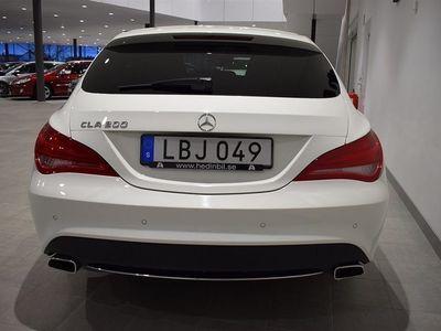 gebraucht Mercedes CLA200 Shooting Brake -16