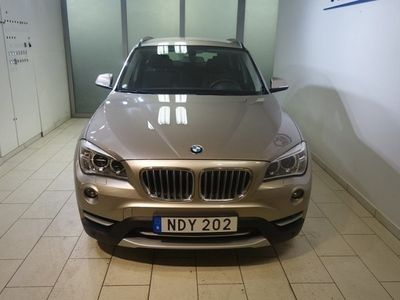 begagnad BMW X1 XDRIVE 18D 2013