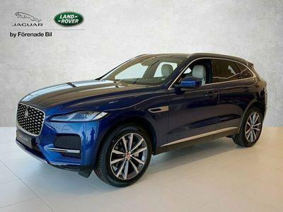 begagnad Jaguar F-Pace D200 S 2020, SUV Pris 628 900 kr
