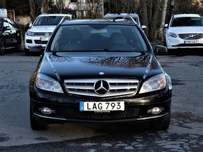 begagnad Mercedes C220 T CDI BLUEEFFICIENCY AUTO SV-SÅLD
