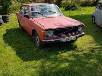 used Volvo 142