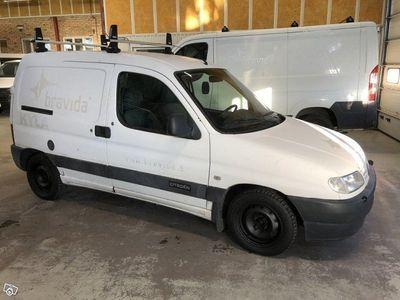 gebraucht Citroën Berlingo 2,0HDI 90HK -01