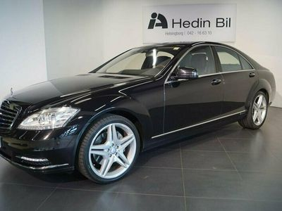 begagnad Mercedes S450 CDI Fint Utrustad // Endast 6235 mil // 320hk