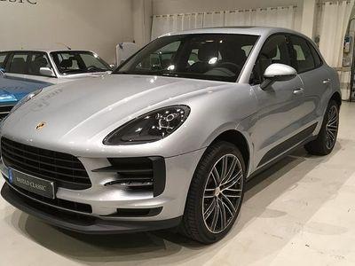 begagnad Porsche Macan Nya modellen   245 hk   Euro6