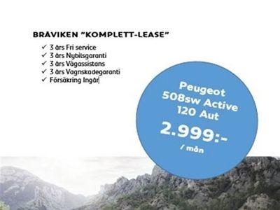 begagnad Peugeot 508 SW ACTIVE BlueHDi 120 Kombi