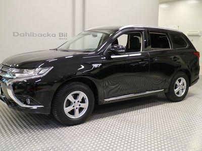 begagnad Mitsubishi Outlander P-HEV PHEV 4WD