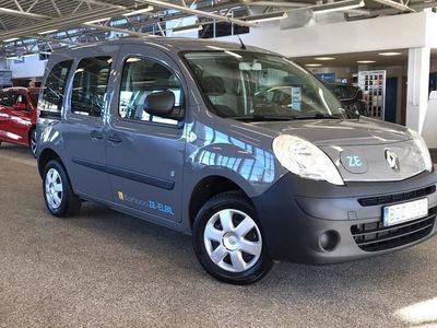 begagnad Renault Kangoo Skåp Z.E 44kW 2013, Transportbil 79 500 kr