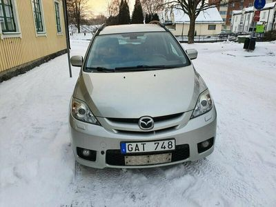 begagnad Mazda 5 2.0 SPORT (SAP)