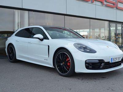 begagnad Porsche Panamera GTS Sport Turismo Leasbar
