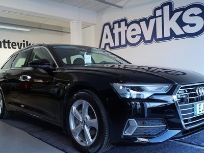 begagnad Audi A6 Avant 40 TDI S Tronic, 204hk, 2019