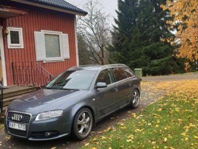 begagnad Audi A4 2.0T Quattro NY SERVAD 270hk -06