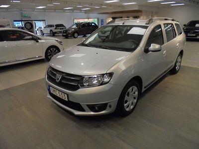 begagnad Dacia Logan MCV II 0,9 TCe 90 hk Laureate