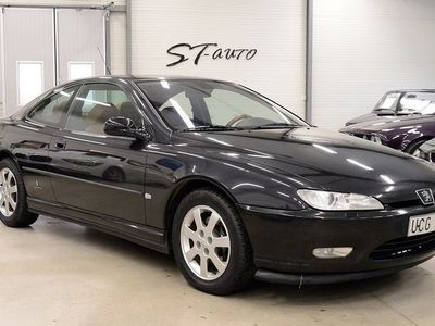 begagnad Peugeot 406 Coupe 3.0 Aut Skinn 2003, Sportkupé 29 900 kr