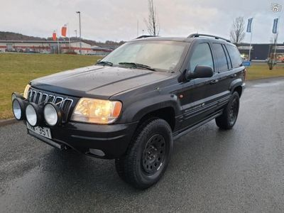 begagnad Jeep Grand Cherokee overland high output -03