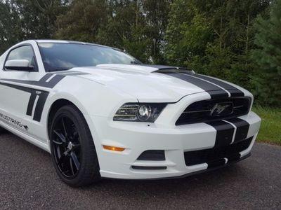 begagnad Ford Mustang Premium Cervini addition 2013