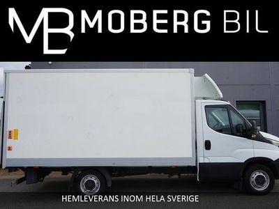 begagnad Iveco Daily Chassis 2.3 JTD 156hk Aut Volymskåp BG-Lyft Webasto