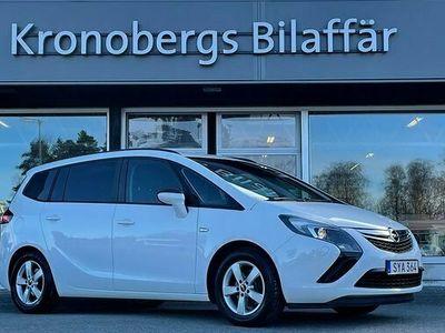 begagnad Opel Zafira Tourer 2.0 CDTI 7-sits 130hk