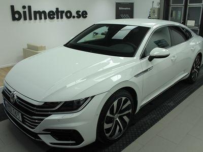 begagnad VW Arteon TDI 190 DSG 4M GT Drag/Värmare/Executive
