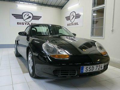 begagnad Porsche Boxster 220hk