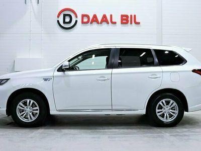 begagnad Mitsubishi Outlander P-HEV 2.4 HYBRID 4WD KAMERA DRAG 2019, SUV Pris 299 800 kr
