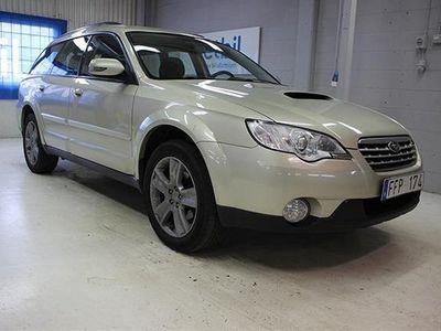 begagnad Subaru Outback 2.0 D Station 150hk