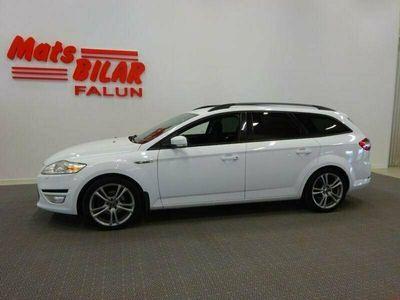 begagnad Ford Mondeo 1.6 Tdci 115 Hk Manuell Kombi Platinum