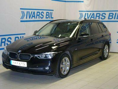 begagnad BMW 320 d xDrive Touring Model Sport