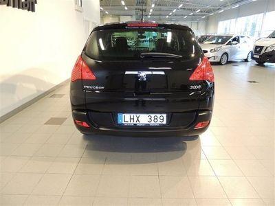 begagnad Peugeot 3008 1,6 TURBO -10