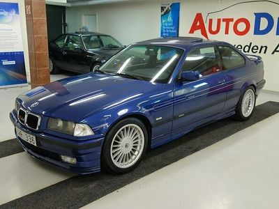 begagnad Alpina B3 3.2 Coupe Switch-Tronic 265hk NR 57