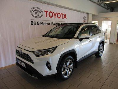 begagnad Toyota RAV4 HSD AWD Executive Premium JBL Gla