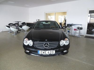 begagnad Mercedes SL350 5G-Tronic 245hk -05