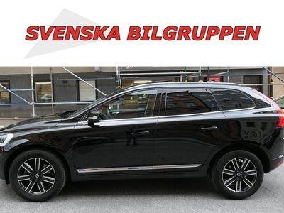 begagnad Volvo XC60 D4 AWD Summum Eltak VoC Navi
