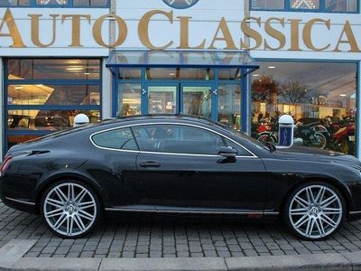 begagnad Bentley Continental GT 2005, Sedan 429 000 kr