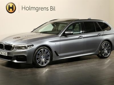 begagnad BMW 530 i xDrive Touring Innovation Edt DA+ Komfort