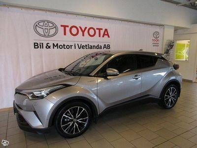 gebraucht Toyota C-HR 1.8 HSD Executive Teknikpaket JBL -17
