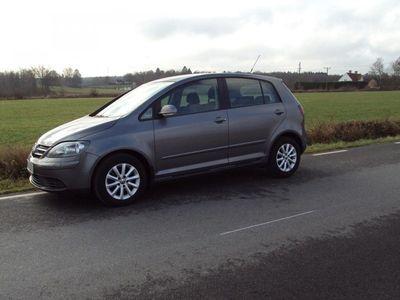 begagnad VW Golf Plus 1.4 Design 10,180 mil