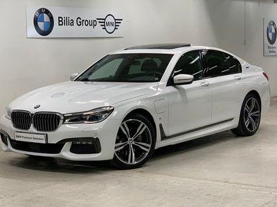 begagnad BMW 740 e Aut M-Sport | Navi | H&K | 20 tum