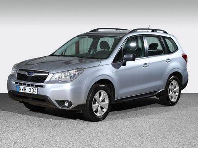 begagnad Subaru Forester 2.0D X 2013