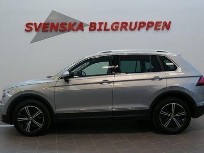 begagnad VW Tiguan 2.0 TSI Aut Drag 4M LM S+V-Hjul
