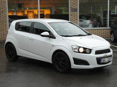 begagnad Chevrolet Aveo LT ECO 1.3D S/S (95hk)