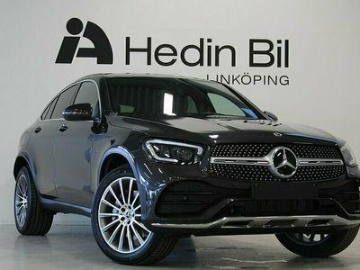 begagnad Mercedes GLC300 DE 4-MATIC AMG DRAG AUTOMAT BACKKAMERA KEY-LESS GO NAVIG