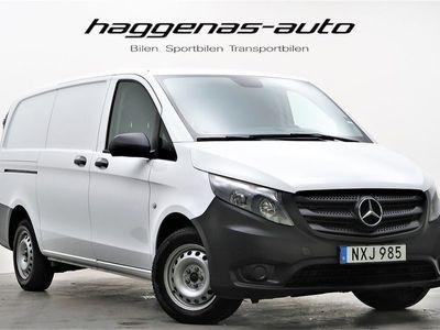 begagnad Mercedes Vito Benz 111 Drag 2016, Transportbil 189 000 kr